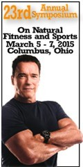 Arnold Schwarzenegger Keynote Speaker at 23rd Annual National Fitness and Sports Symposium
